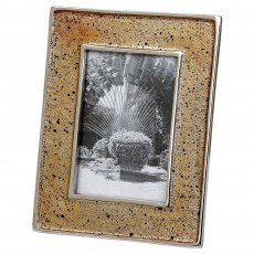 "Mindy Brownes Valentina Photo Frame (5"" x 7"") Gold"
