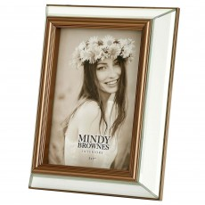 "Mindy Brownes Cassie Photo Frame (5"" x 7"" ) Copper"