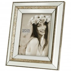 "Mindy Brownes Debra Photo Frame (8"" x 10"") Antique Bronze"