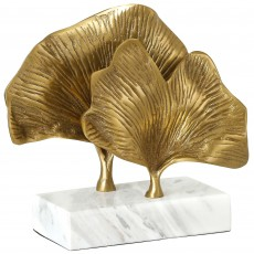 Mindy Brownes Large Ginkgo Leaves Ornament