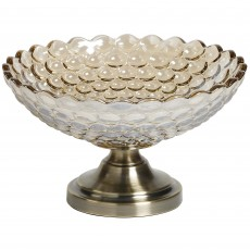 Mindy Brownes Trinity Fruit Bowl Gold