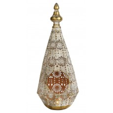 Mindy Brownes Faiza Small Lantern Bronze