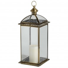 Mindy Brownes Amber Lantern Gold
