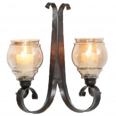 Mindy Brownes Josh Wall Sconce Black