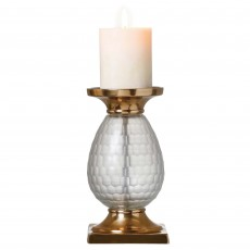 Mindy Brownes Cora Small Candle Holder Bronze