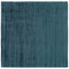 Mindy Brownes Viscose Rug 120 x 180cm Petrol Blue
