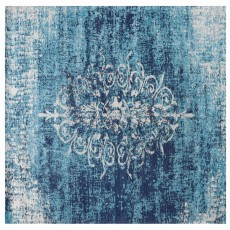 Mindy Brownes Jacquard Woven Rug 120 x 180cm Blue