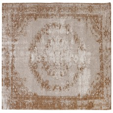 Mindy Brownes Jacquard Woven Rug 120 x 180cm Beige/Brown
