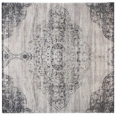 Mindy Brownes Jacquard Woven Rug 120 x 180cm Grey