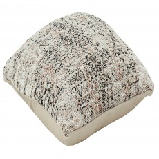 Mindy Brownes Jacquard Woven Cushion 50 x 50cm Beige/Grey