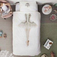 Snurk Ballerina Single Duvet Cover Set