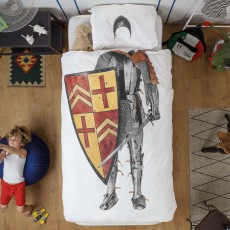 Snurk Knight Duvet Cover Set