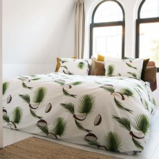 Snurk Coconuts King Duvet Cover Set