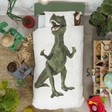 Snurk Dino Duvet Cover Set