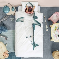 Snurk Shark Duvet Cover Set
