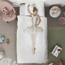 Snurk Ballerina King Duvet Cover Set