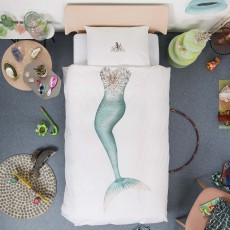 Snurk Mermaid Duvet Cover Set