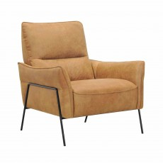 Ringa Armchair Leather Tan