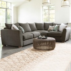 Collins & Hayes Henderson 4 Seater Sofa Fabric A