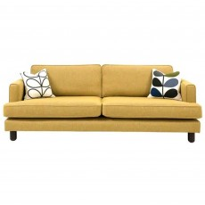 Orla Kiely Willow 4 Seater Sofa Fabric A
