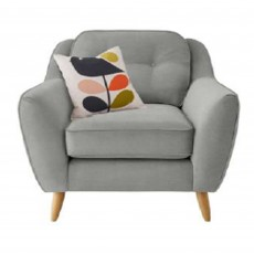 Orla Kiely Laurel Armchair Fabric A