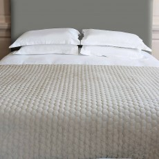 Scatter Box Halo Throw 140cm x 240cm Taupe