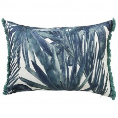 Scatter Box Zanzibar Cushion 35cm x 50cm Green