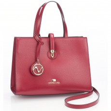 Newgrange Living Valentina Handbag Red
