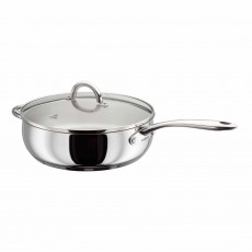 Judge Classic 28cm Saute Pan With Helper Handle