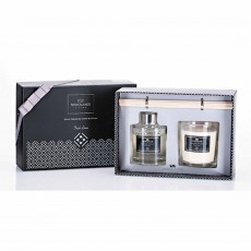 Newgrange Living Fresh Linen Luxury Candle & Diffuser Set