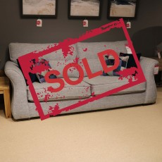 Middleton 4 Seater Fabric Sofa SOLD
