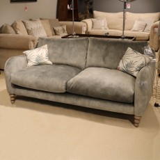 Lovisa 3 Seater Fabric Sofa (Available in Galway) WAS €1,389 NOW €799