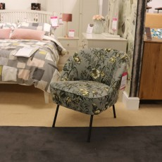 Mia Fabric Armchair (Available in Kilkenny) WAS €389 NOW €199