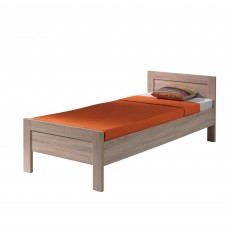 Vipack Aline Single (90cm) Bedstead Light Oak