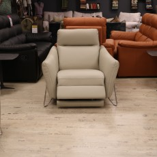 Egoitaliano Gaia Electric Reclining Armchair (Available in Galway & Kilkenny) WAS €1,785 NOW €999