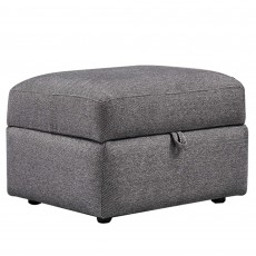 Belize Storage Footstool Fabric