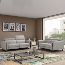 Egoitaliano Regina 3 Seater Sofa Leather Category B