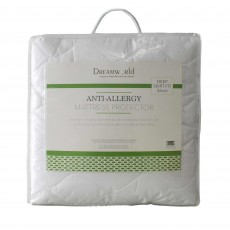 Dreamworld Anti-Allergy Mattress Protector