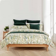 Christy Sagano Duvet Cover Set Sage