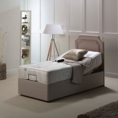 MiBed Executive Small Double (120cm) Adjustable Bed & Balmoral Mattress
