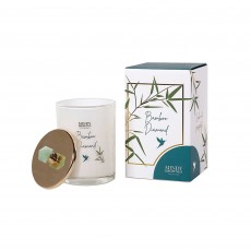 Mindy Brownes Bamboo Diamond Candle