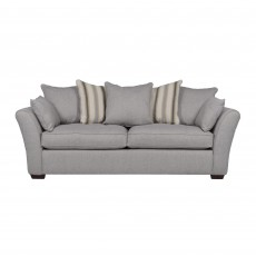 Heron 4 Seater Scatter Back Sofa Fabric A