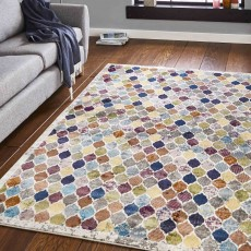 16th Avenue Oval 35A Rug 200x290cm Multi Coloured