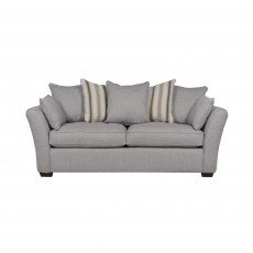 Heron 3 Seater Scatter Back Sofa Fabric A