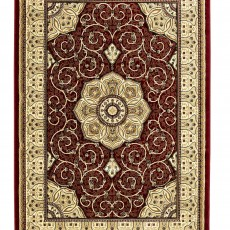 Heritage 4400 Rug Red
