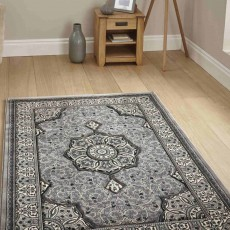 Heritage 4400 Rug 120x170cm Silver