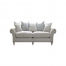 Cabana 2 Seater Scatter Back Sofa Fabric B