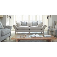 Cabana 4+ Seater Standard Back Sofa Fabric B