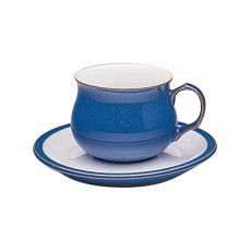 Denby Imperial Blue Teacup