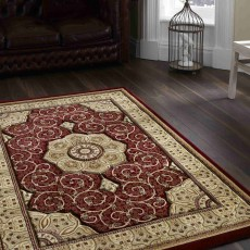 Heritage 4400 Rug 160x230cm Red